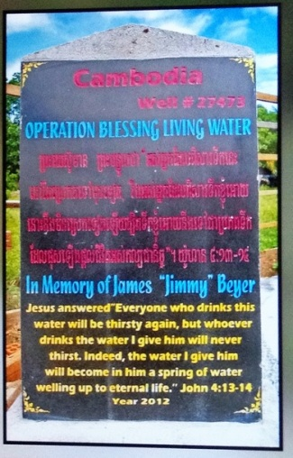 Operation Blessing Living Water
