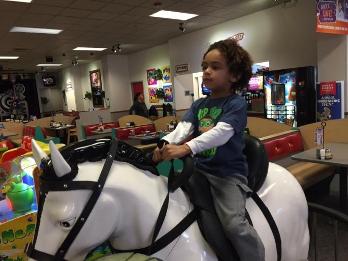 anthony beyer horse