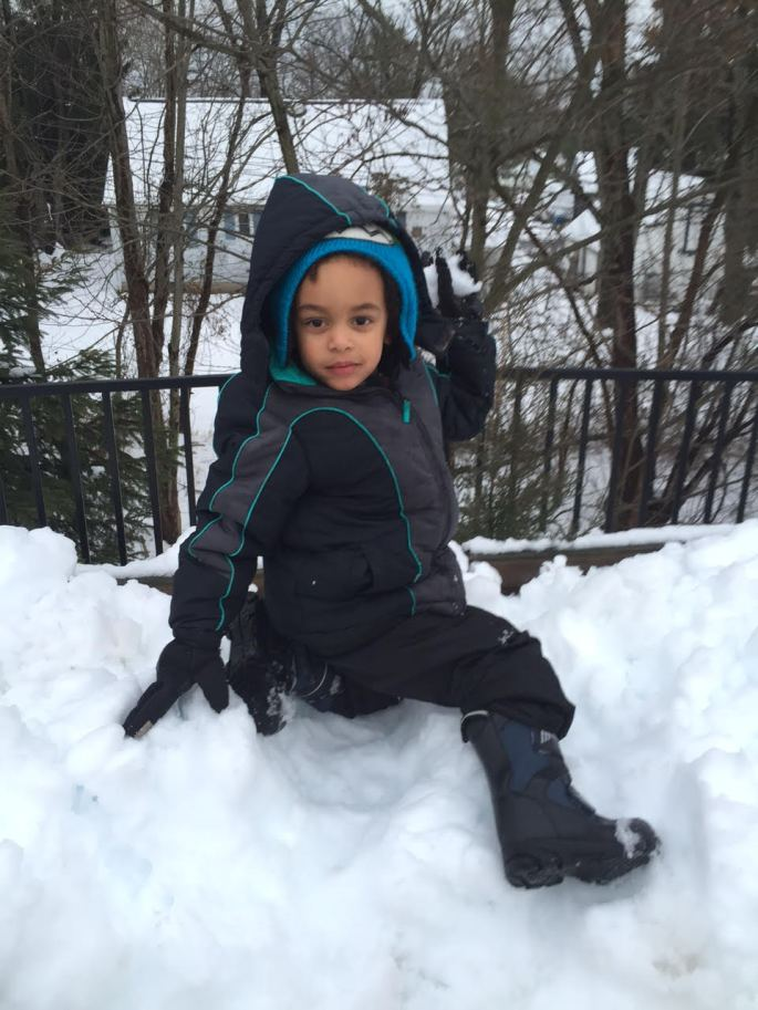 Anthony Beyer snow