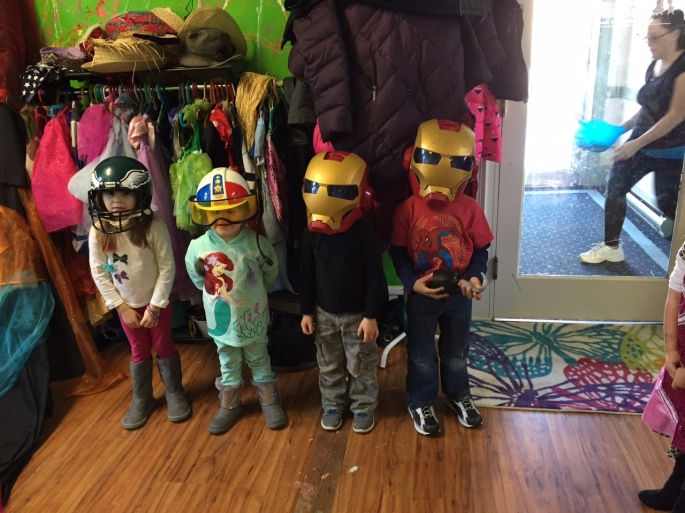 anthony beyer superheroes