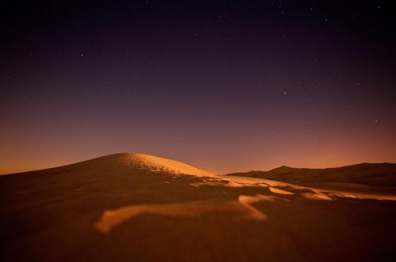 anthony beyer - star wars sand dunes