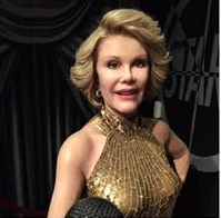 Anthony Beyer's Photo of Joan Rivers