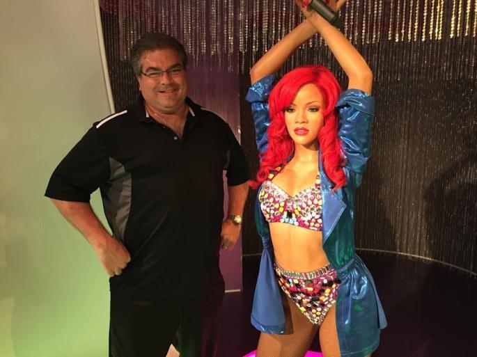 Anthony Beyer Rihanna