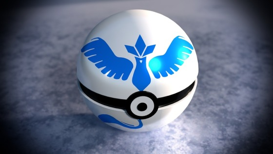 Pokemon Go, Pokeball