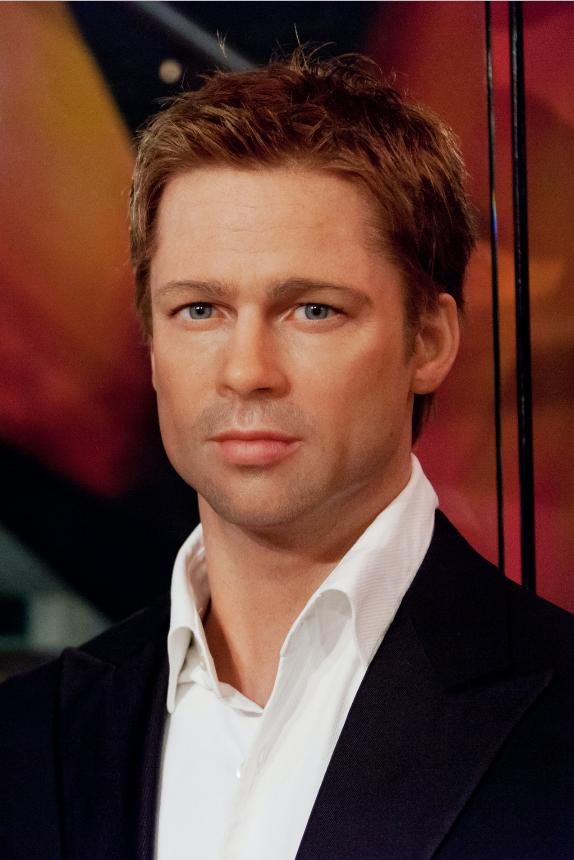 Anthony Beyer's photo of Brad Pitt