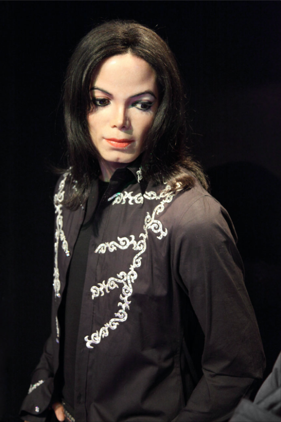 Anthony Beyer's photo of Michael Jackson