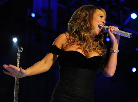 Anthony Beyer's photo of Mariah Carey