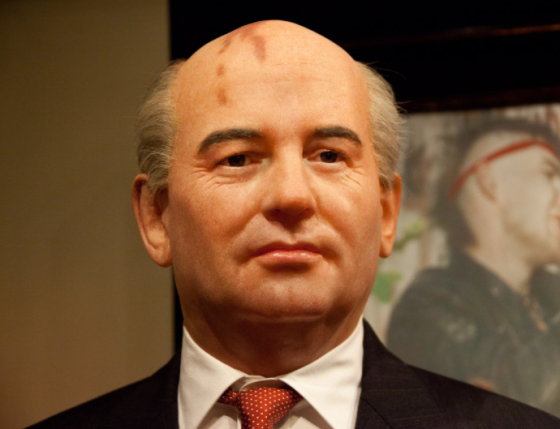 anthony beyer mikhail gorbachev