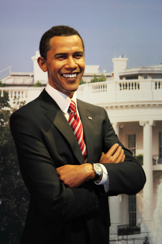 Anthony Beyer's photo of President Barack Obama