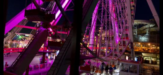 Anthony Beyer Ferris Wheel